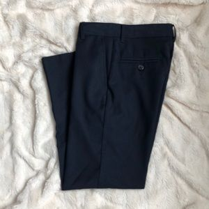 IZOD navy slacks